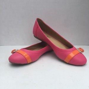 🌻5/25🌻 Tory Klein Pink Flats